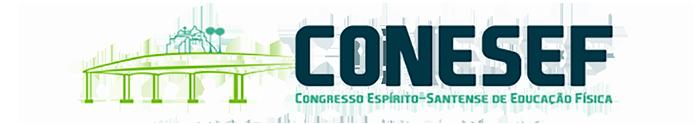 XV CONGRESSO ESPÍRITO-SANTENSE DE EDUCAÇÃO FÍSICA